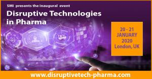 Disruptive Tech in Pharma