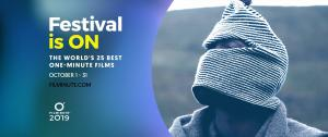 The international one-minute film festival