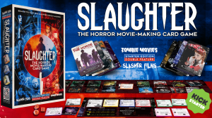 Slaughter Game Box Set Contents