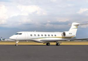 Ultra long-range G650 will be on static display at Henderson Executive Airport in Las Vegas
