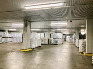 Industrial Client Refrigerated Storage