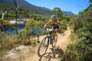 Snowy Mountains, NSW, Cross Tri MTB Course